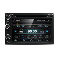 FORD MERCURY GPS NAVIGATION SYSTEM BLUETOOTH CD DVD Car Radio Stereo Double Din
