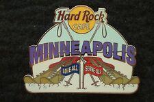 HRC Hard Rock Cafe Minneapolis City Tee Series Pin 2005 LE1000 XL Fotos