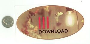 DOWNLOAD sticker (cEvin Key of Skinny Puppy) Subconscious Communications