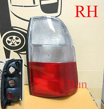 MITSUBISH L200 REAR BACK LIGHT DRIVER SIDE RED/CLEAR LENS 02-06 WARRIOR LAMP RH