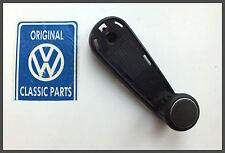 VW MK2 Golf - Genuine OEM - Window Winder Handle With Chrome Insert - Brand NEW!
