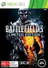 Battlefield 3 Premium Limited Edition *NEW & SEALED* Xbox 360 Back to Karkand Ex