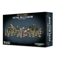 Games Workshop Warhammer 40K Astra Militarum Battlegroup Boxed Set