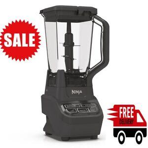 Ninja Professional 1000-Watt 72 oz. XL Total Crushing Blender BL710WM BL610