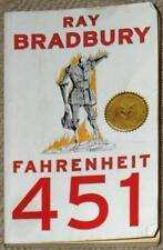 FAHRENHEIT 451 ~ RAY BRADBURY ~ PAPERBACK