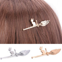 Cute Cat Hair Clip Barrettes Girls Women Fashion Lovely Hair Accessary Gifts^ re