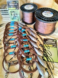 Shark fishing Rubbing Leader 'Pro Series' AFW wire