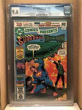 DC Comics Presents 26 CGC 9.6 (NM+) 1st Starfire, Raven, Cyborg 10/80