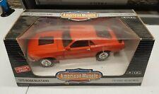 1/18 ERTL American Muscle 1970 Ford Mustang 429 Boss