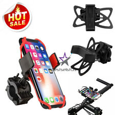 Bicycle Phone Holder Mount Mtb Bike Motorcycle Handlebar For iPhone Universal