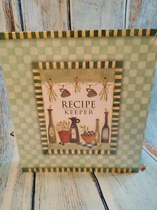 New Deluxe Recipe Keeper