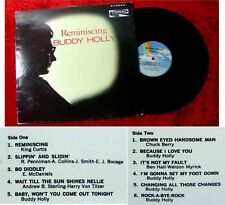LP Buddy Holly Reminiscing