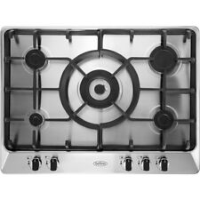 Belling GHU70GCMK2STA Built In 68cm 5 Burners Gas Hob Stainless Steel New from