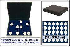 Safe 63320 nova de Luxe Tirelire Noir 30x 10 DM 10 Allemagne