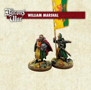 William Marshal & Bannerman Barons War BW18