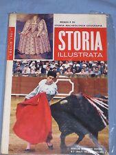 STORIA ILLUSTRATA - Luglio 1961 (N1)