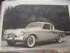 1955 STUDEBAKER PRESIDENT COUPE   11 X 17  PHOTO /  PICTURE