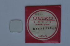 Seiko SA6N85AN00 Vetro Crystal Glass Uhrenglas Verre Original per 1104-5040 NOS