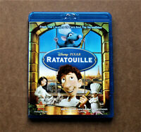 DISNEY PIXAR RATATOUILLE BLURAY DVD