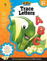 Trace Letters, Ages 3 - 5 (Big Skills for Little H