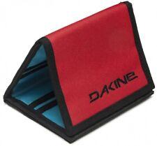 Wallet DAKINE Threedee Purse Ripper Coins Notes Aurds Identity Red & Blue AU