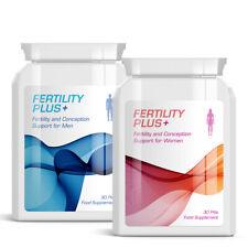 Baby Bundle Fertility Plus Fertility & Conception Support Pills for Men & Women