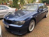 2005 BMW ALPINA B7 BI-TURBO LHD - UNFINISHED PROJECT - ONLY £10,750