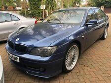 2005 BMW ALPINA B7 BI-TURBO LHD - UNFINISHED PROJECT - ONLY £11,750