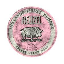 Reuzel Pink Pig Grease Heavy Hold 113g X 4