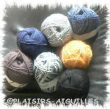 Laines, tricots et fils Phildar en laine