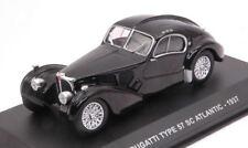 Bugatti Type 57 SC Atlantic 1937 Black 1 43 modelo Sólido