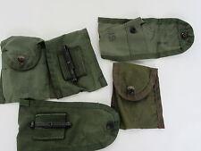 Bolsa de asociación us army First Aid bolso Alice Bag for Belt Woodland Iraque ORIG
