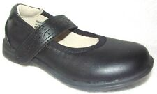 NEW LAURA ASHLEY BLACK STITCH ACCENT TODDLER GIRLS MARY JANE SHOES 9 M