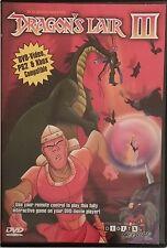 Dragon's Lair III DVD RARE! OOP! (Digital Leisure)