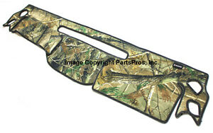NEW Realtree AP Camo Camouflage Dash Mat Cover / FOR 2007-10 JEEP JK WRANGLER