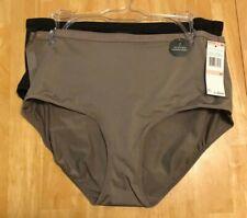 Jones New York Microfiber Modern Briefs 2X Panties Underwear Style 730437W  NWT