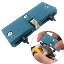 Adjustable Watch Back Case Cover Opener Remover Wrench Repair Kit Tool Useful