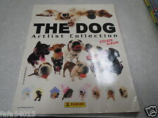 ALBUM PANINI : THE DOG artlist collection manque 33 images *