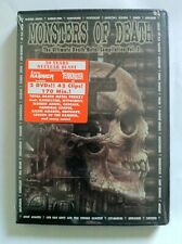 V/A - MONSTERS OF DEATH VOL.2 ( 2DVD Nuclear Blast 2007 ) Various Metal *Sealed*