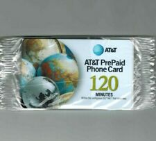 AT&T Prepaid Phone Cards 960Minutes Total LANDLINE ONLY