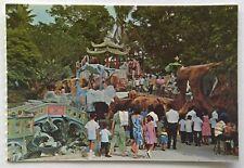 Haw Par Villa Singapore Artificial Rock Structures Postcard (P329)