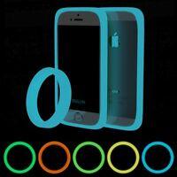 Luminoso Bumper Cover Custodia TPU Silicone Gomma  Protezione PER Samsung Galaxy