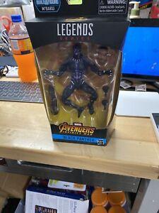 Marvel Legends M'Baku Series Black Panther Action Figure [Vibranium] Brand New