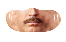 RON BURGUNDY face covering