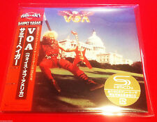 SAMMY HAGAR - VOA - JAPAN MINI LP SHM CD - REMASTERED
