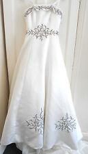 Wedding Satin Original Vintage Clothing for Women