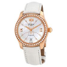 Glashutte Serenade Mother Of Pearl Dial Ladies Watch 39-22-12-11-04