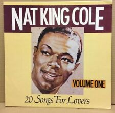 Nat King Cole Christmas & Seasonal LP Records