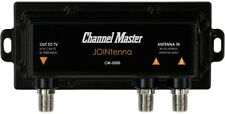 Channel Master JOINtenna TV Antenna Combiner Joining 2TV Antennas 1Coaxial Cable