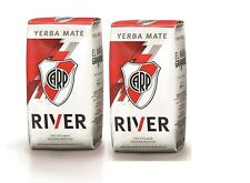 Cachamate River Plate Yerba Mate 2 Pack 500gr/ 1lb.1 each